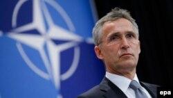 НАТО Генераль секретаре Йенс Столтенберг