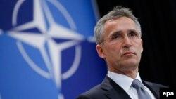 NATO Secretary=General Jens Stoltenberg