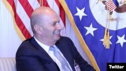 Посол США в Євросоюзі Ґордон Сондланд