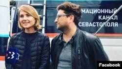 Татьяна Дружняева и Алексей Папченя