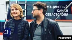 Тетяна Дружняєва и Олексій Папченя
