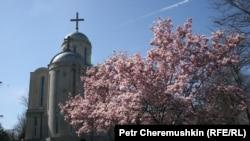 Свято-Николаевский собор в Вашингтоне.