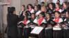 Ստամբուլում կայացավ «Լուսավորիչ» երգչախմբի ամանորյա համերգը