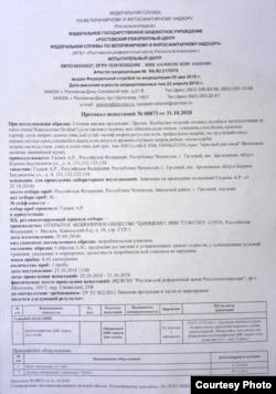 """Результаты экспертизы """"халяльной"""" колбасы"""