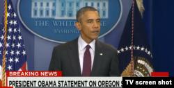 Președintele Barack Obama cere din nou un control strict asupra armelor