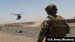 Ushtarët amerikanë në Afganistan, foto ilustrim.