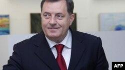 Претседателот на Република Српска Милорад Додик