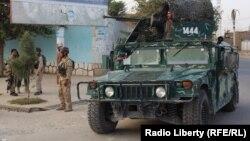 دانش: هم اکنون در داخل شهر عملیات تصفیوی نیروهای مشترک افغان جریان دارد.