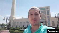 Андижонлик блогер Абдуфатто Нуритдинов