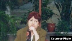 Правозащитник Мария Пульман.