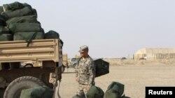 Forcat amerikane teksa tërhiqen nga Iraku