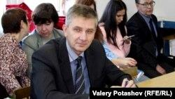 Депутат Кондопожского районного Совета и глава Кедрозерского поселения Анатолий Папченков