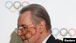 Presidenti i KON-it Jacques Roggue
