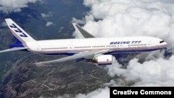 Літак Boeing 777