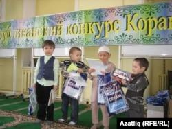 Иң яшь катнашучылар Абдулгалим Хәсәнов, Усман Хөсәенов, Кәрим Вәлиев, Хәлил Газизов