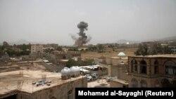 Sanaa, foto nga arkivi.