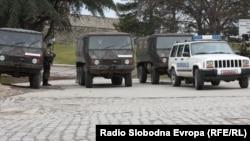 Полициска опсада на Кале, по инцидентите во февруари