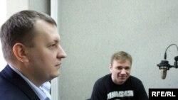 Grigore Petrenco și Iulian Fruntașu