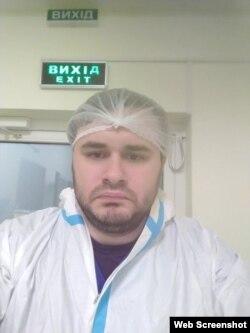 Олександр Сивирин працює медиком уже 15 років
