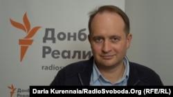 Роман Кульчинський, головний редактор інтернет-видання «Тексти»