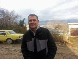 Евгений Витишко в январе 2014 года