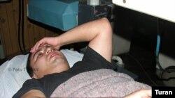 Nicat Hüseynov baş ağırlarının səngimədiyini bildirir
