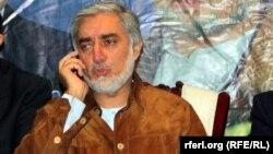 Abdullah Abdullahu, kandidati presidencial i Afganistanit(Arkiv)