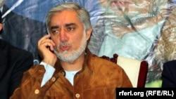 Abdullah Abdullah, kandidati i zgjedhjeve presidenciale në Afganistan