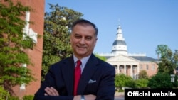 Kumar Barve, the majority leader in the Maryland House of Delegates