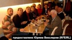 Владимир Войнович после премьеры спектакля Юрия Векслера