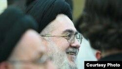 محمد موسوی خوئینیها، دبیر مجمع روحانیون مبارز