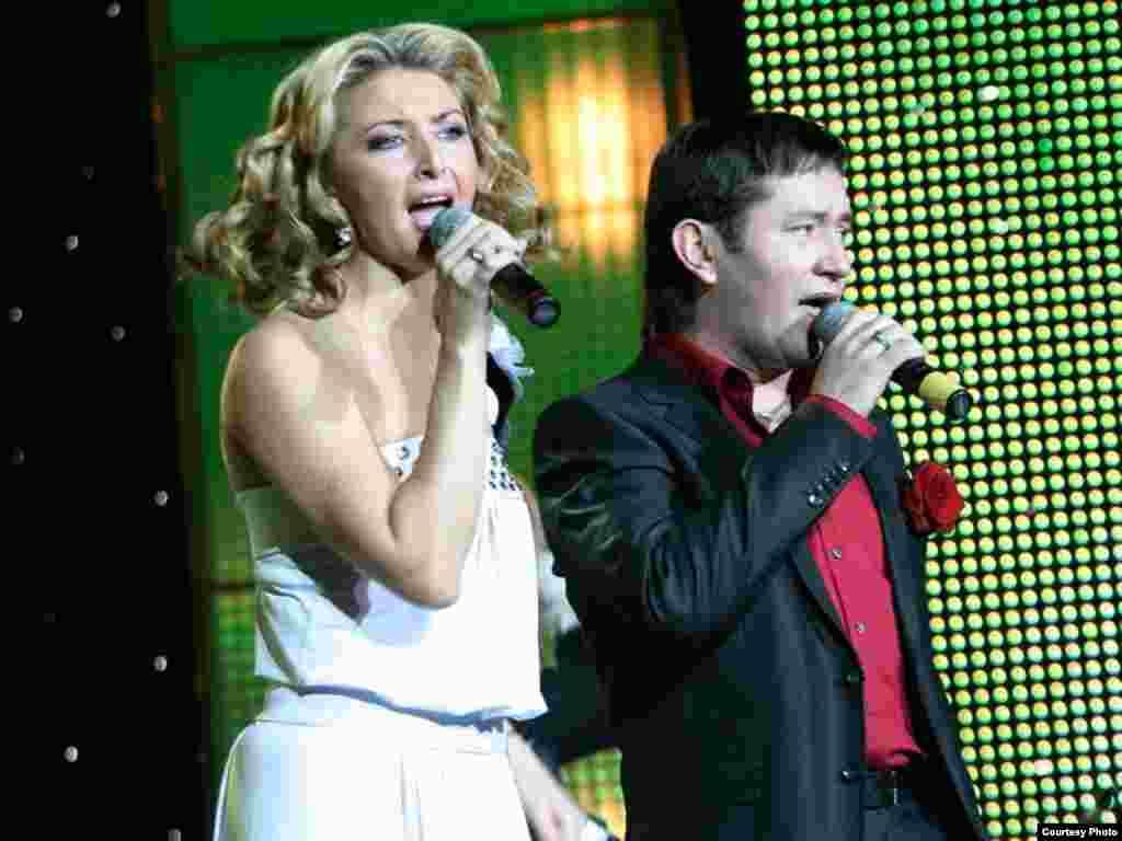 Алсу Әбелханова һәм Айдар Галимов