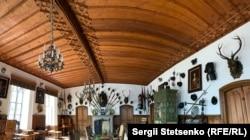 Замок родини Шварценберґів у чеському місті Орлік, відкритий для відвідувачів