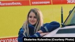 Фельдшер Екатерина Куландина попала в больницу после вызова к пациенту с COVID-19