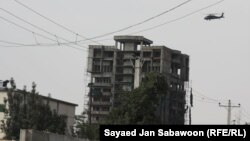 Кабул қаласы, 13 қыркүйек, 2011 жыл. Көрнекі сурет