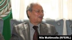 نائب أمين عام جامعة الدول العربية السفير أحمد بن حلي