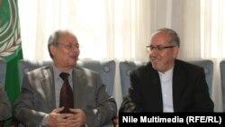 احمد بن حلي مع حميد بقائي