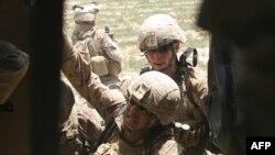Ауғанстандағы АҚШ әскері. 10 маусым 2011 жыл. (Көрнекі сурет)