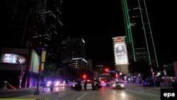 Iамерка -- Даллас, Техас, Товб. 8, 2016