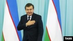 Избранный президент Узбекистана Шавкат Мирзиеев.