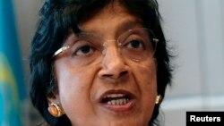 Нави Пиллэй, Верховный комиссар ООН по правам человека