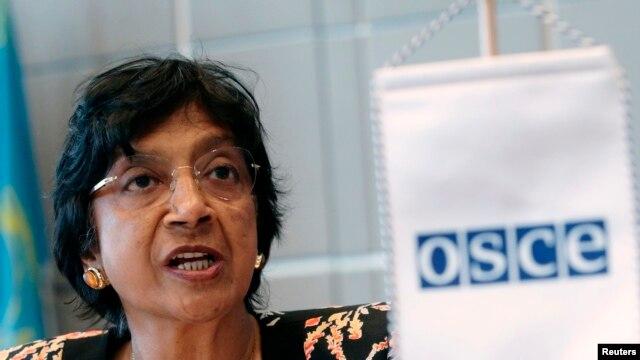 خانم ناوی پیلای، عالیترین مقام حقوق بشری سازمان ملل