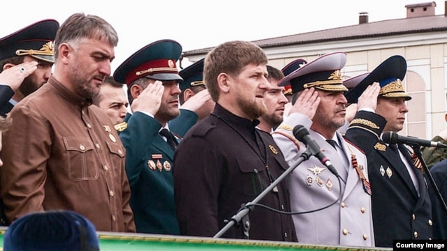 A still from the documentary Chechnya: War Without Trace by French director Manon Loizeau, which looks at life in Chechnya under pro-Kremlin strongman Ramzan Kadyrov.