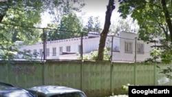Магчымы будынка вайсковай часткі нумар 29155 у раёне Ізмайлава, што ў Маскве