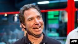 OneWeb founder Greg Wyler (file photo)