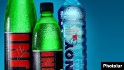 Armenia -- 'Bjni' mineral water, undated
