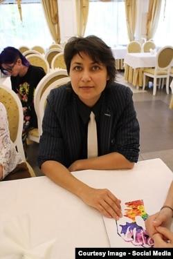 Ганна Леонова