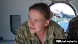 Надежда Савченко, пилот