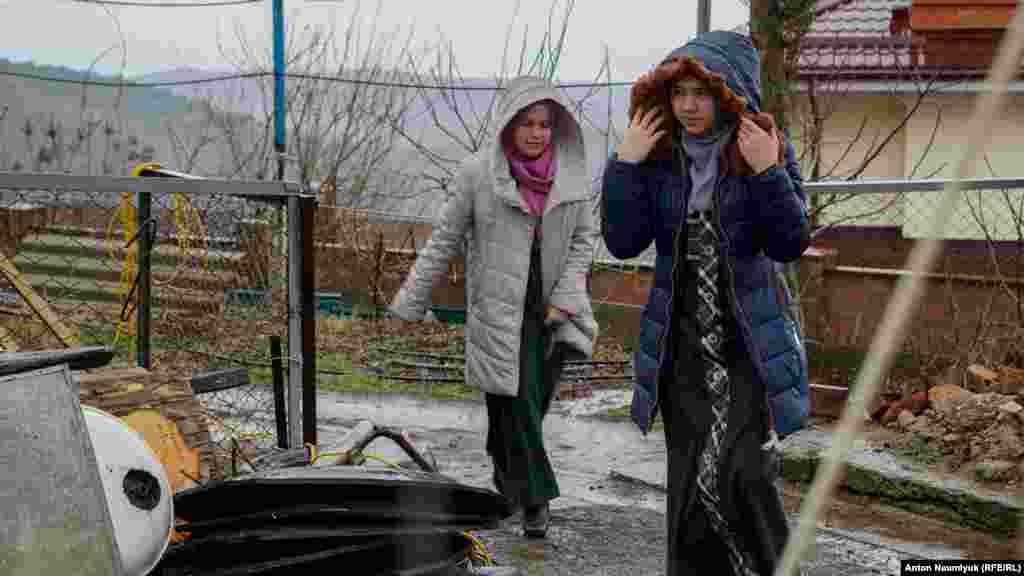 Гульсум и Селиме Алиевы