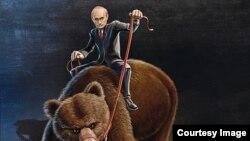 «Система Путина. Куда рулит новый «Русский мир»?» Фрагмент обложки